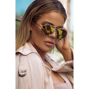 DIFF Eyewear KOKO (gold) Sunnies
